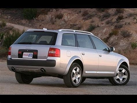 Audi 2 7 Twin Turbo by 2005 Audi Allroad Quattro 2 7 Twin Turbo Review Youtube