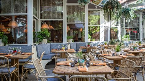 Outdoor Garden Nyc by Top 10 Nyc Outdoor Dining Spots