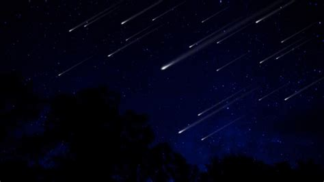 At What Time Is The Meteor Shower Tonight by Meteor Shower Tonight Bi You