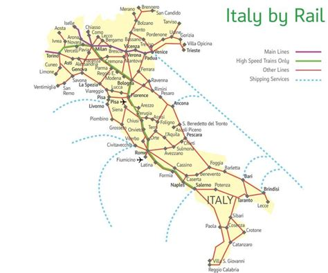best rail fares 25 best ideas about italy rail map on italy