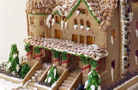Gingerbread House by How To Make The Best Gingerbread House In Town