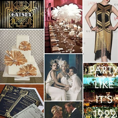 the great gatsby party themes 768 best images about party decorations themes diy