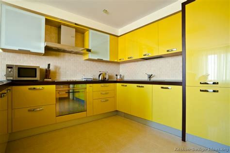 kitchens with yellow cabinets pictures of kitchens modern yellow kitchens kitchen 7