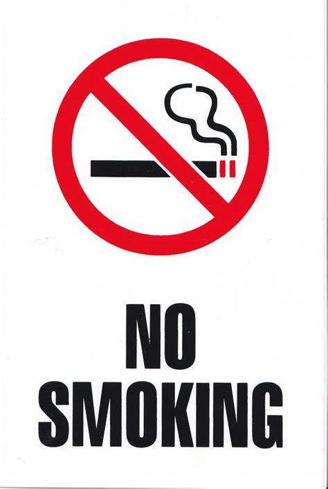 no smoking sign graphics no smoking signs tower graphics inc