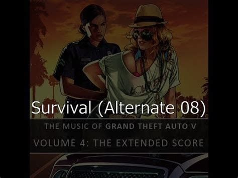 grand theft auto online survival (alternate 08) youtube