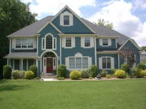 exterior paint exterior color schemes with gray accents traba homes