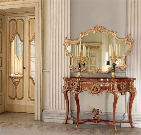 consolle per ingresso classiche consolle classica in marmo decori in bronzo per ingressi