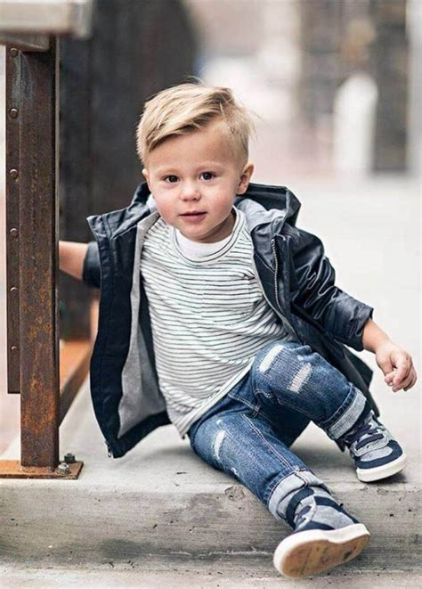 skater kid haircut kids hairstyles ideas trendy and cute toddler boy kids