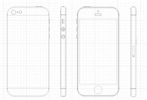 8 best images of iphone design template iphone 6 mockup