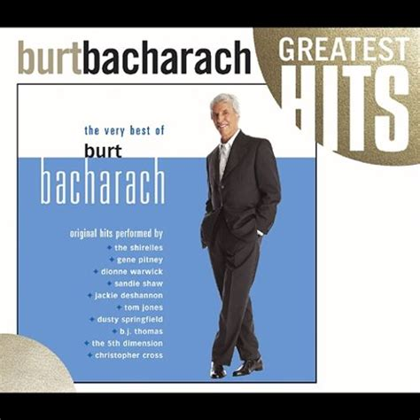 Burt Bacharach 2 Cd Best Of Anyone Who Had A the best of burt bacharach rhino burt bacharach songs reviews credits allmusic