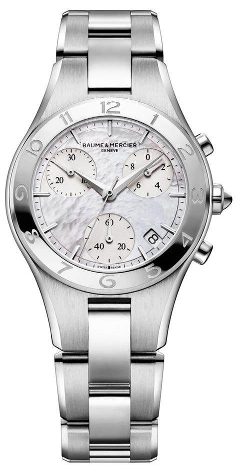 baume mercier linea chronograph model m0a10012