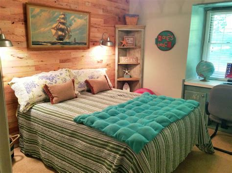 beach themed bedroom beach room makeover