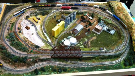 zf2 set layout in action train show small layouts small model railroads