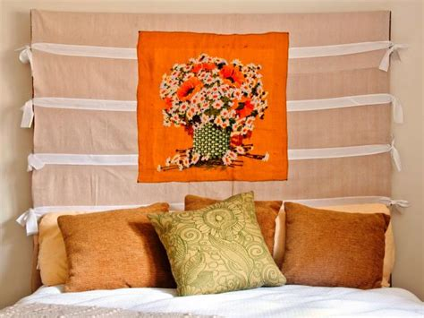 Diy Headboard Slipcover by How To Make A Fabric Slipcover Headboard How Tos Diy