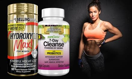 The Stuff Max Detox by Hydroxycut Max 120ct And Puregenix 7 Day Cleanse 21ct