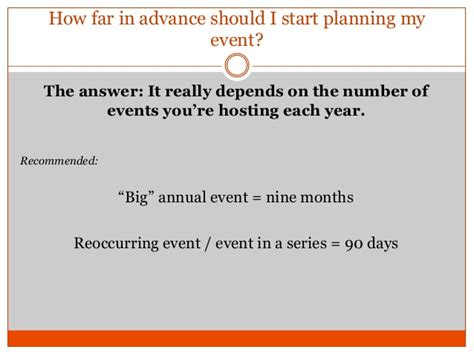 how far in advance should you send out wedding invitations beginner marketing tips for event producers