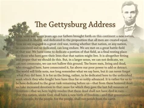 25 best ideas about gettysburg address text on 25 best ideas about gettysburg address on