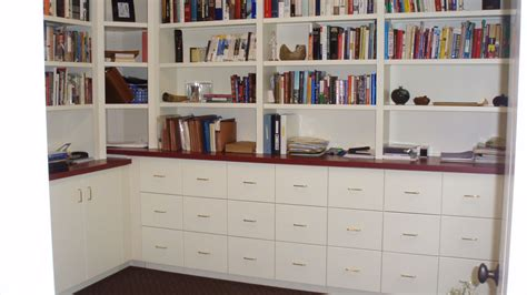 built in file cabinet built in filing cabinets painted bookcase with
