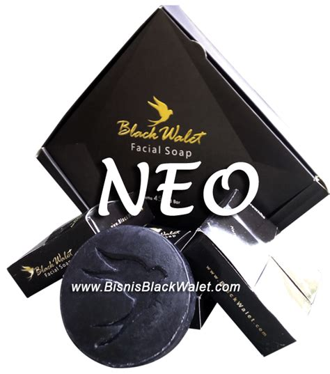 Sabun Black Walet Bpom blackwalet neo hp 081226288399 produk terbaru pt raja