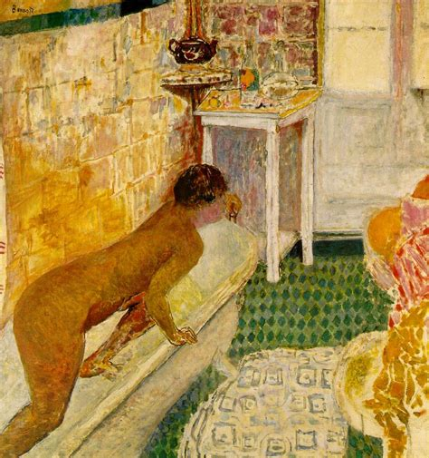 bathtub paintings bonnard paintings images frompo 1