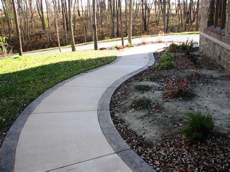 design concrete driveway jmarvinhandyman