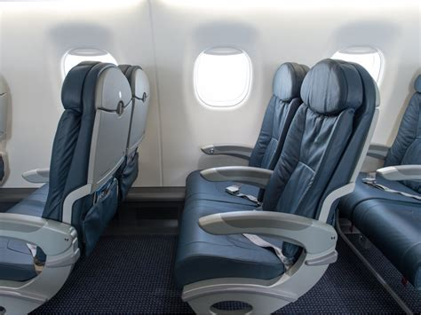 what does airline seat pitch how much legroom you get on america s airlines business