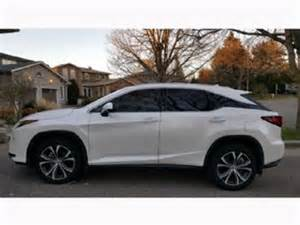 Lexus Payment 2016 Lexus Rx 350 Awd Mississauga Ontario Car For Sale