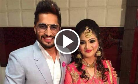 marriage pics of jassi gill with wife jassi gill got married punjabworld com