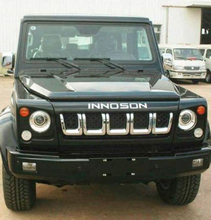 photos: innoson motors' made in nigeria suv vanguard news