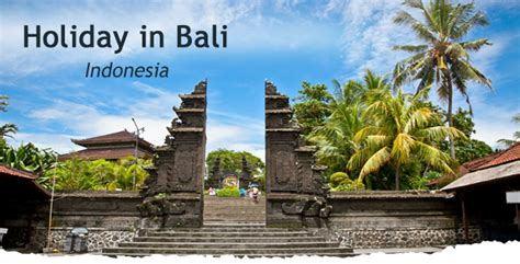 times   holiday  bali indonesia