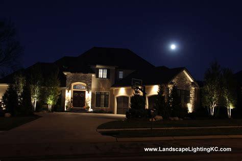 Lighting Fixtures Kansas City Landscape Lighting Leawood Kansas Landscape Lighting Kansas City