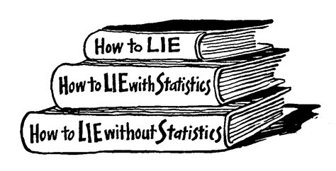 lies statistics how to lie with statistics bite size stats series books week 11 infographics the world is flat