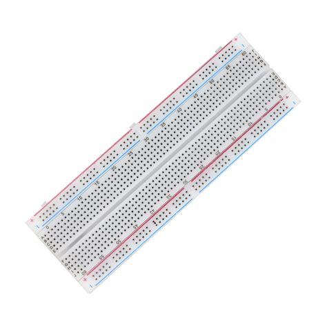 Breadboard Mb 102 830 Point 1pcs breadboard 830 point solderless pcb bread board mb 102 mb102 test develop diy in integrated