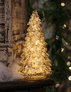 glass lighted tree mercury glass trees trees topiary home