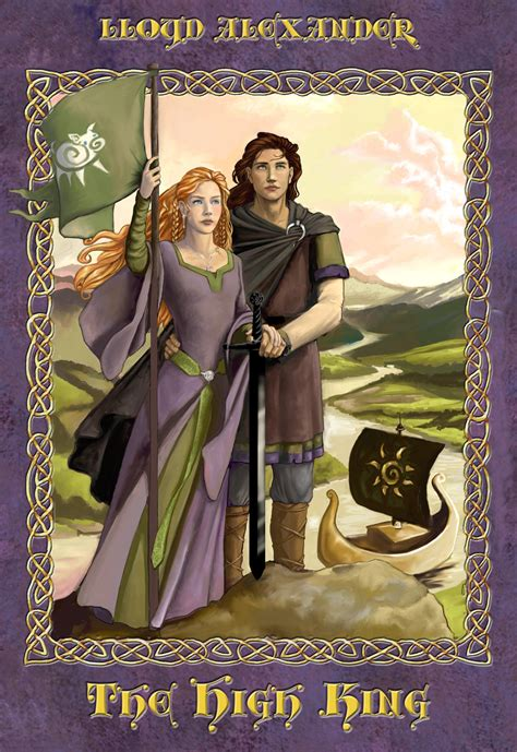 the high king the chronicles of prydain book 5 50th anniversary edition books the high king by saeriellyn on deviantart