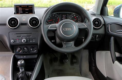 Audi A1 Interior by Audi A1 Hatchback 2010 Photos Parkers