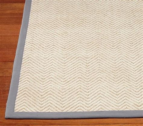 jute and chenille rug chenille jute solid border rug gray