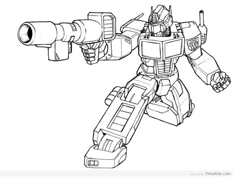 printable coloring pages transformers transformers coloring timykids