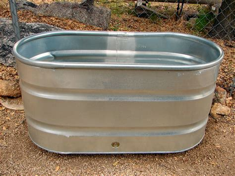 galvanized water trough bathtub galvanized tub large uptown rentals
