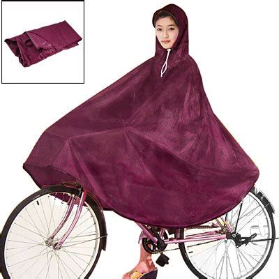 raincoat for bike red cycling bicycle bike raincoat rain cape