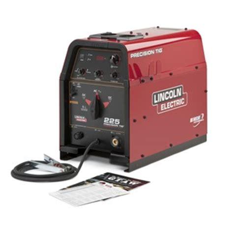 lincoln tig 225 precision tig 174 225 tig welder