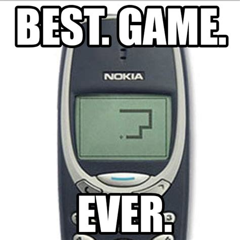 Nokia Phones Meme - nokia snake game reborn price pony malaysia