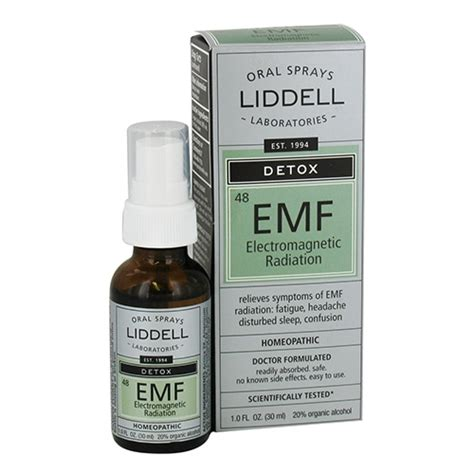 How To Detox From Xrays by Liddell Laboratories Detox Emf Electromagnetic Radiation