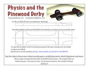 Pinewood Derby Car Designs Templates by Free Pinewood Derby Car Templates Designs