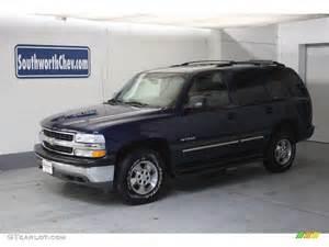 Chevrolet Tahoe 2000 2000 Indigo Blue Metallic Chevrolet Tahoe Ls 4x4 19497526
