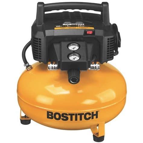 bostitch portable air compressor btfp02012 nail gun depot