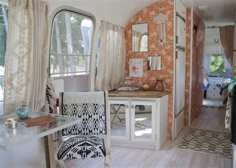 vintage trailer interior lights 15 cer remodel ideas that will inspire you to hit the road