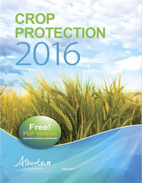 protect books 2016 crop protection quot blue book quot now available