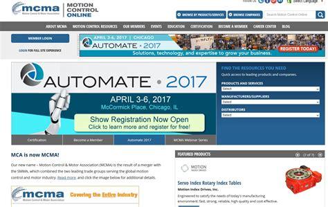 motion and motor association techcentury