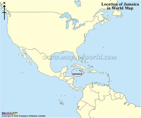 jamaica map map of jamaica from caribbean on line map of jamaica a detailed jamaican map to guide you